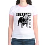 Bulldog Pride Jr. Ringer T-Shirt