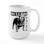 Bulldog Pride Large Mug