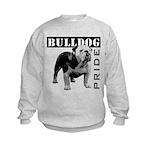 Bulldog Pride Kids Sweatshirt