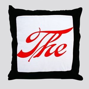 Ornament, The v2 Throw Pillow
