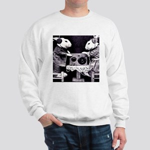 Bunny Radio Sweatshirt