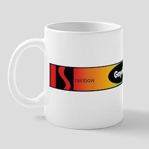 Gayola Rainbow Mug