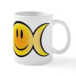 Wiccan Emoji Mugs