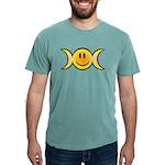 Wiccan Emoji Mens Comfort Colors Shirt