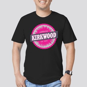 Kirkwood Mountain Ski Resort California Pink T-Shi