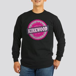 Kirkwood Mountain Ski Resort California Pink Long