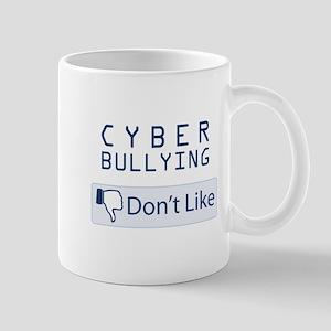 Say No to Cyber Bullying Mug