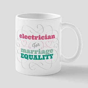Electrician for Equality Mug