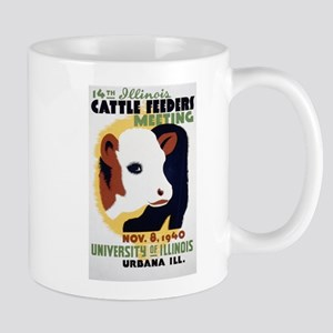 Illinois Cattle Feeders Meeting Mugs