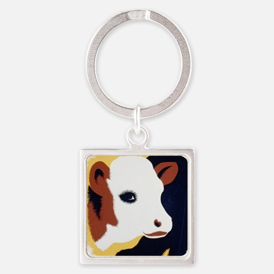 Illinois Cattle Feeders Meeting Keychains