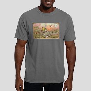 Batting Frog Mens Comfort Colors Shirt