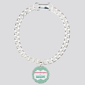 Housekeeper for Equality Bracelet