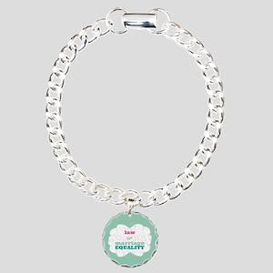 Law for Equality Bracelet