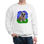 Puppy Summer Field Sweatshirt