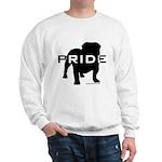 Bulldog Pride Logo Sweatshirt