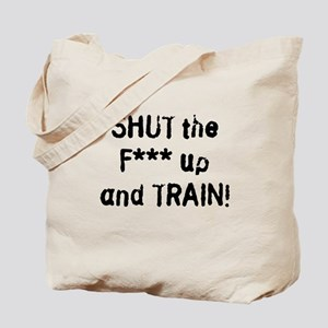 stfu2clean Tote Bag