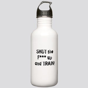 stfu2clean Water Bottle