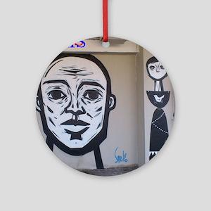 Wall spray painting art in Paris (Seine) 11 Orname