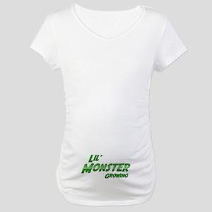Lil Monster - Pregnancy Maternity T-Shirt