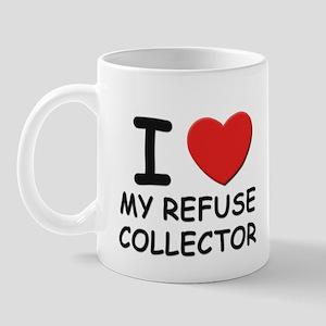 I love refuse collectors Mug