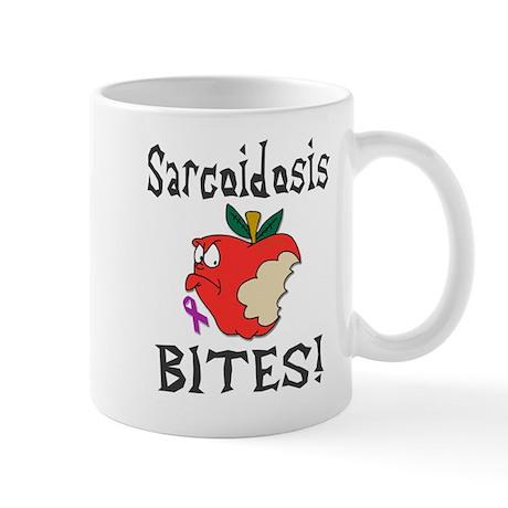 Sarcoidosis Bites Mug