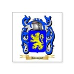 Bousquet Square Sticker 3