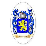 Bousquet Sticker (Oval)