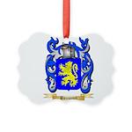 Bousquet Picture Ornament