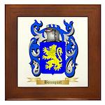 Bousquet Framed Tile