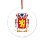 Bouscayrol Ornament (Round)