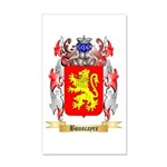Bouscayre 20x12 Wall Decal