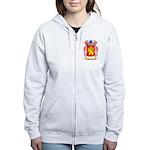 Bouscatier Women's Zip Hoodie