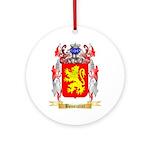 Bouscatier Ornament (Round)