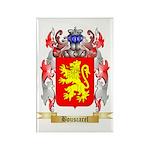 Bouscarel Rectangle Magnet (100 pack)