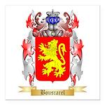 Bouscarel Square Car Magnet 3
