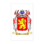 Bouscarel Sticker (Rectangle)