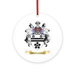 Bourtoumieux Ornament (Round)