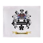 Bourtouloume Throw Blanket