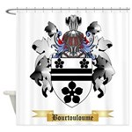 Bourtouloume Shower Curtain