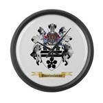 Bourtouloume Large Wall Clock