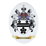 Bourtouloume Ornament (Oval)