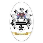 Bourthoumieux Sticker (Oval)