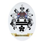 Bourthoumieux Ornament (Oval)