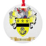 Bourn Round Ornament