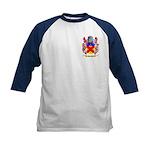 Bourhill Kids Baseball Jersey