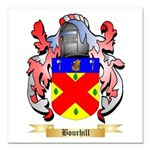 Bourhill Square Car Magnet 3