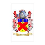 Bourhill Sticker (Rectangle)