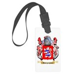 Bourguignon Large Luggage Tag