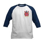 Bourgoin Kids Baseball Jersey
