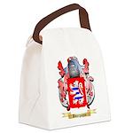 Bourgogne Canvas Lunch Bag